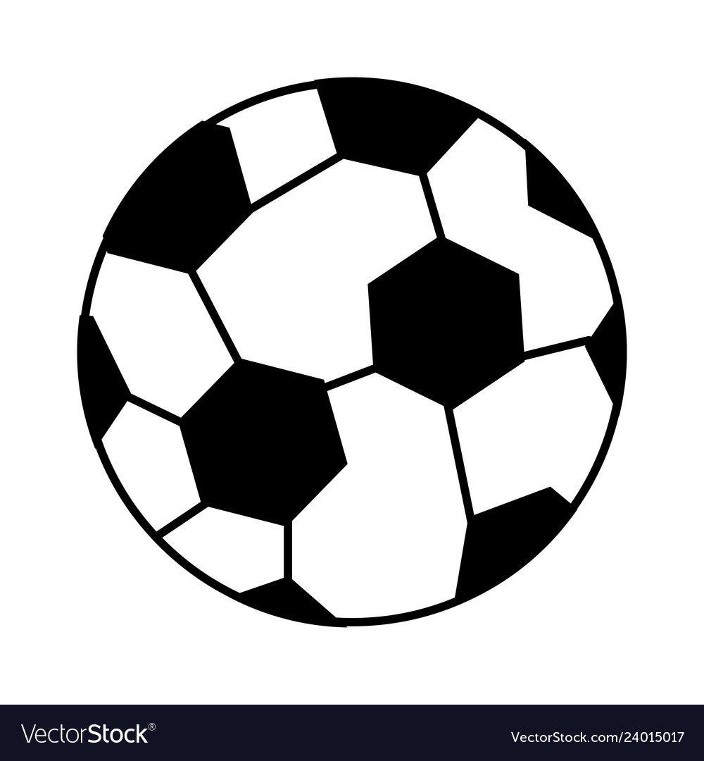 Balloon Soccer Sport Icon Royalty Free Vector Image Aff Sport Icon Balloon Soccer Ad Sport Icon Vector Free Soccer