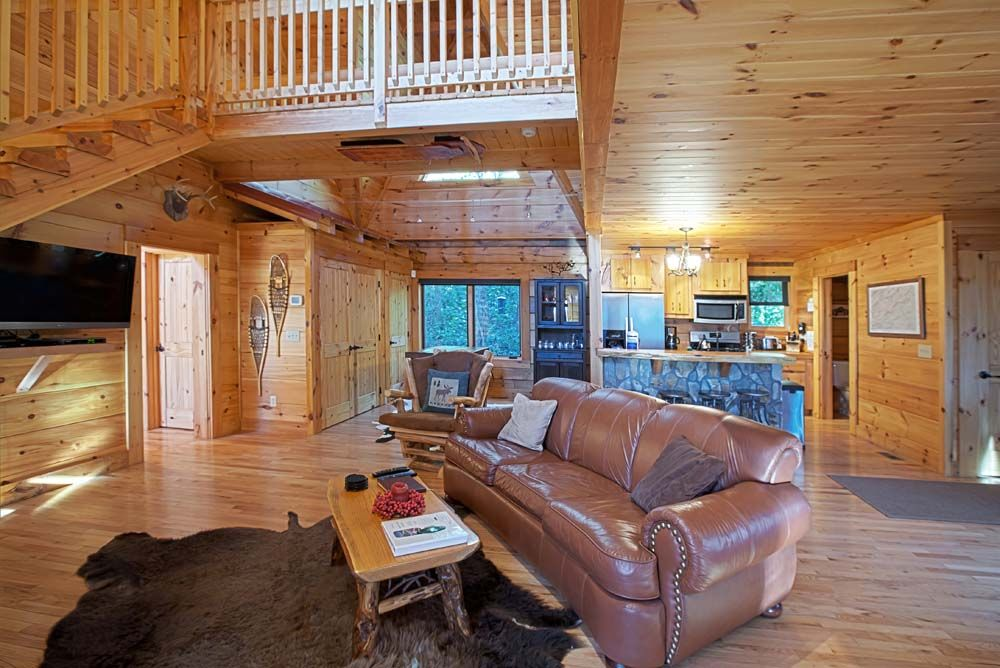 Apple Valley Overlook Boone NC cabin rental Boone nc