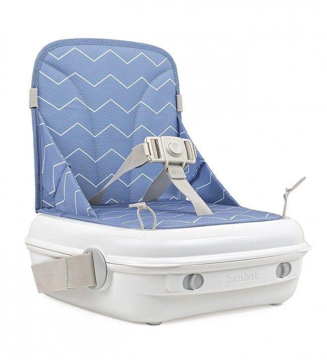 Yummigo Siege D Appoint Bleu Avec Rangement Portatif Castello Jeux Et Jouets Chaise Haute Chaise Haute Bebe Rehausseur De Chaise