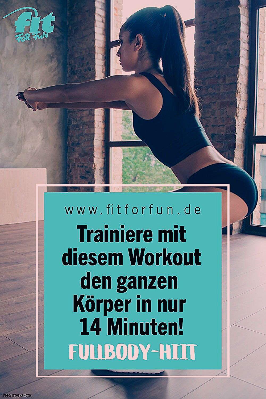 Workouts müssen sich nicht immer quälend in die Länge ziehen, um dem Körper Höchstleistungen abzuver...