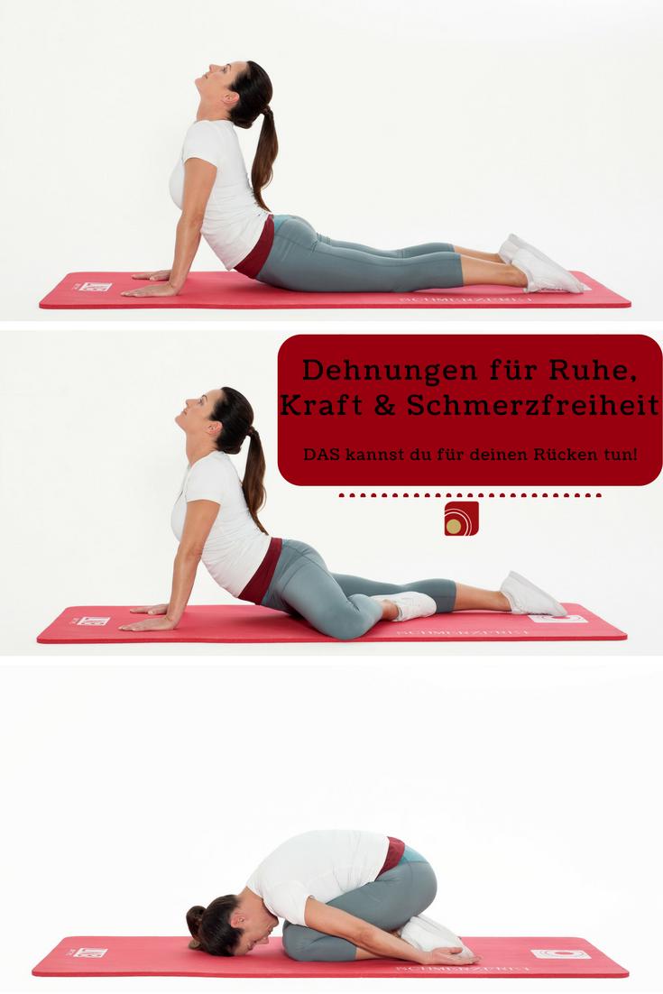 Rückenschmerzen: Sofort-Übungen und Tipps von | Lendenwirbelsäule ...