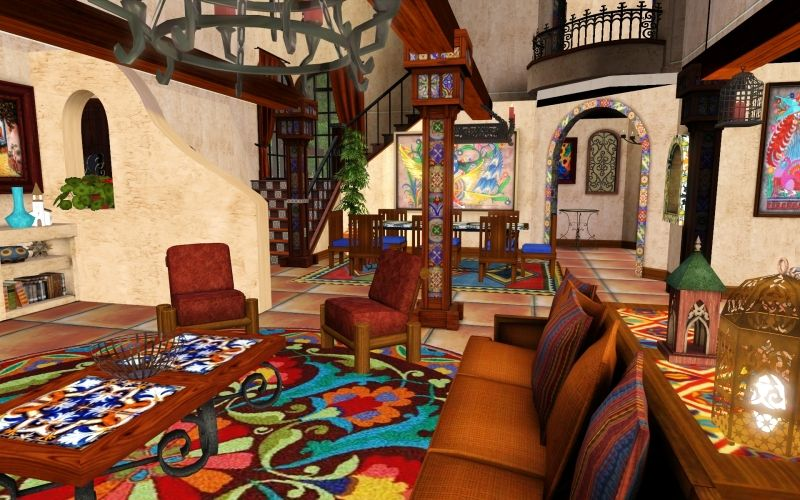 Mexican Style Living Room Simple Mexican Decorated Living Room  Google Search  Mexican Style . Review