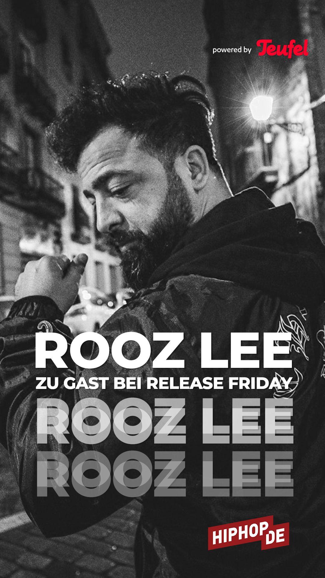 Hiphop De Release Friday Rooz Lee Rap Teufel Audio Hip Hop