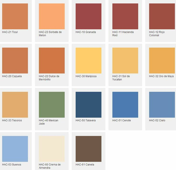 Best rustic paint colors with hacienda style color collection on pinterest 26 pins 736x709 - Exterior paint colors ideas pictures collection ...