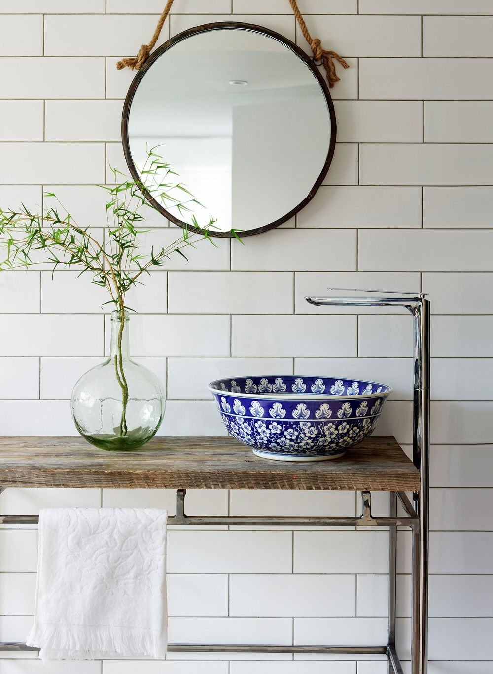 These stunning washbasins are designed by the London Basin Company. They have a range of diverse designs and they are all so deliciously tactile and curvaceous and make a real statement in the bathroom.