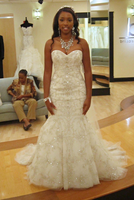 Tlc Official Site Wedding Dresses Strapless Sparkly Wedding Dress Dream Wedding Dresses [ 1500 x 1001 Pixel ]