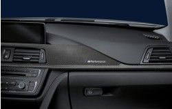 Bmw M Performance Carbon Fiber Interior Trim With Images Bmw 3