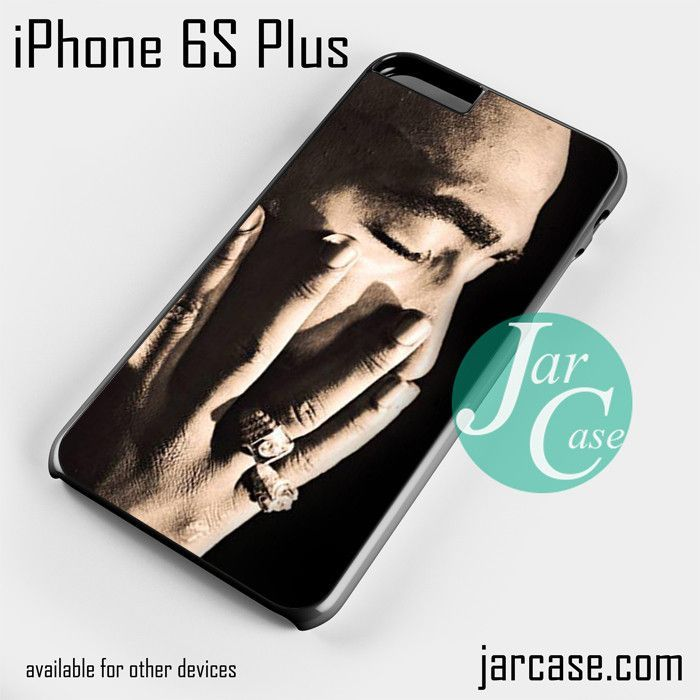 Tupac Poems Thouts Fingers Phone case for iPhone 6S Plus and other iPhone devices