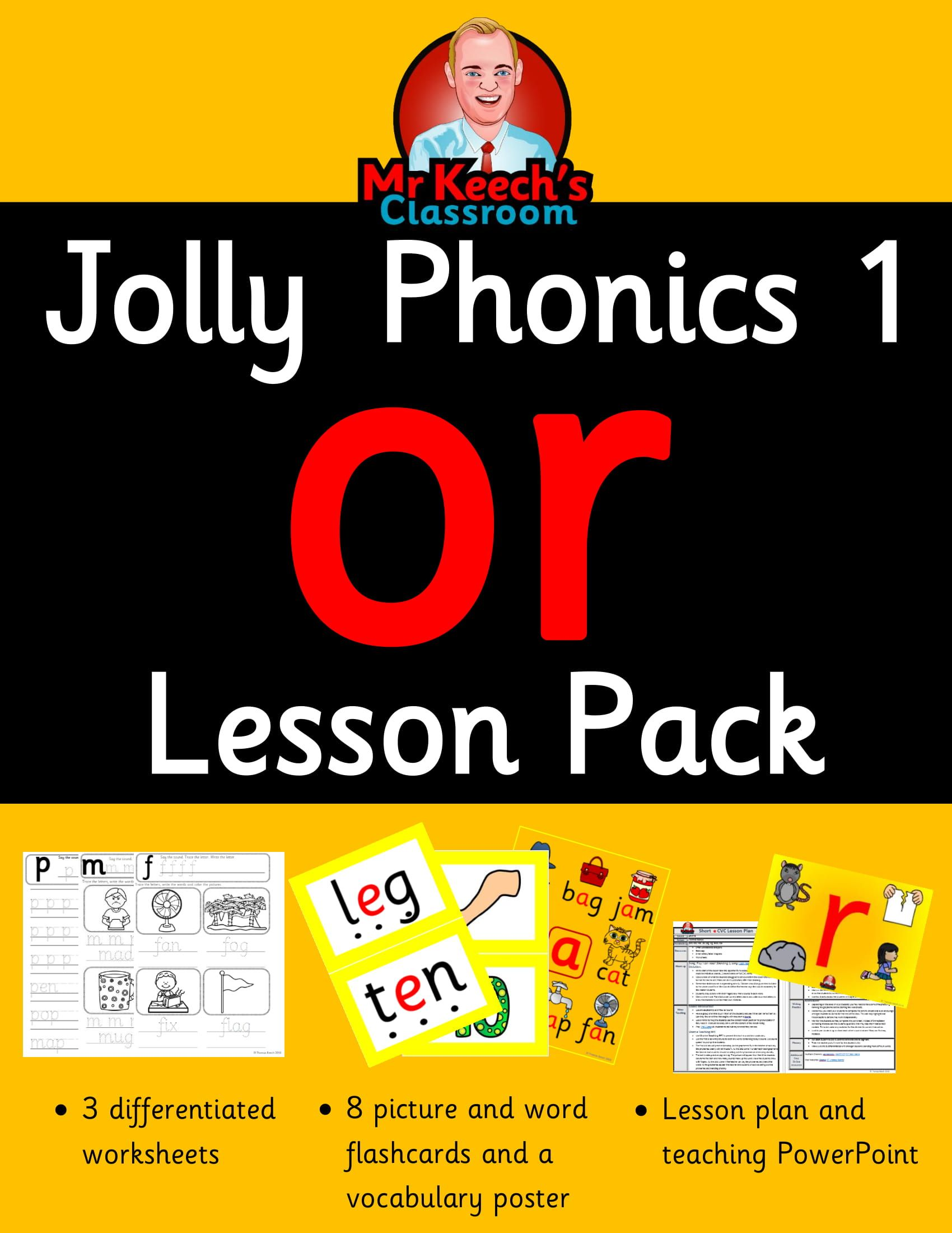 This Or Lesson Pack Contains Everything You Need To Teach