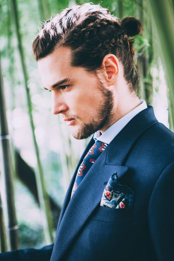 Groom With Braided Hair Hair Cuts Hair Styles Hair Braided