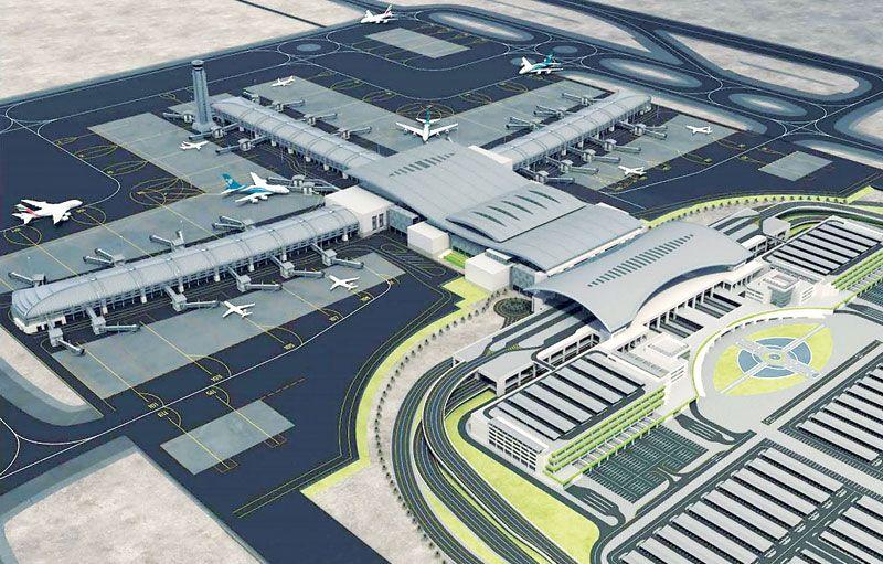 Il Nuovo Salalah Airport Di Muscat 232 Quasi Completato
