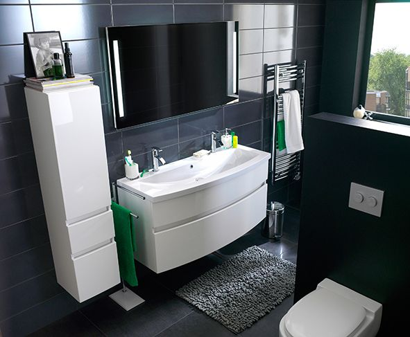 meubles cooke lewis nile castorama salle de bain pinterest bathroom inspiration. Black Bedroom Furniture Sets. Home Design Ideas