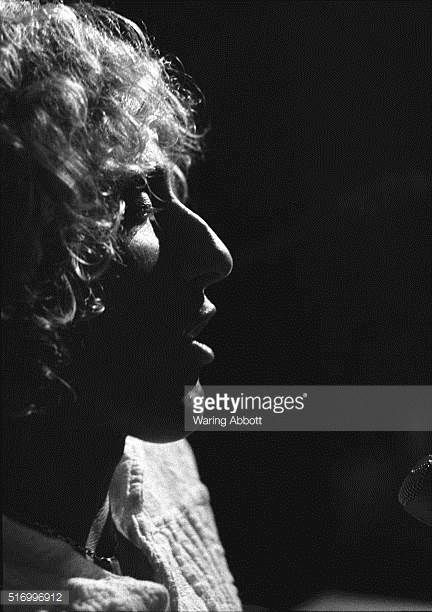 English singer and actor Roger Daltrey of rock band The Who on August 8 1975 in New York City