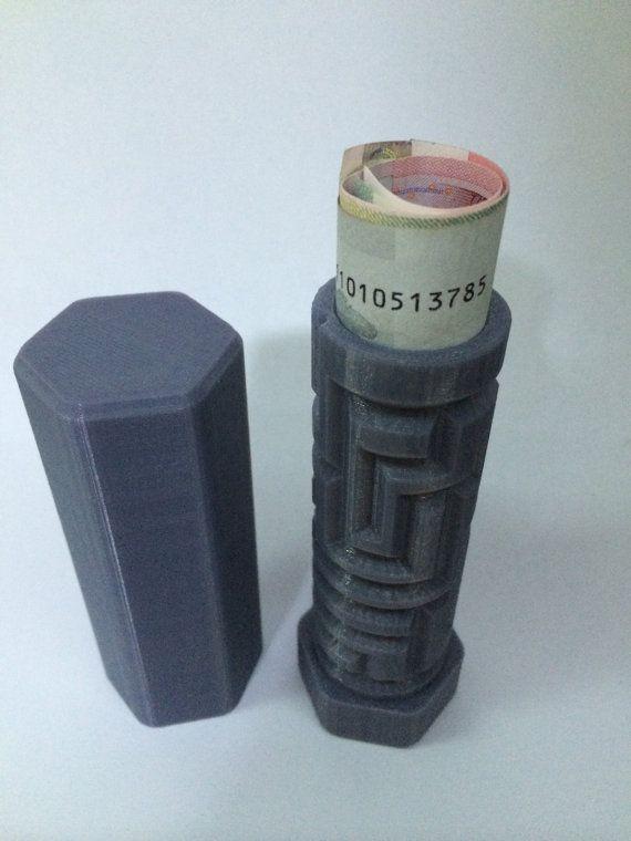 Money box, puzzle, great gift idea, money storage. Labyrinth Gift ...