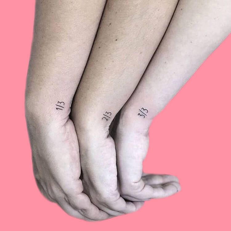 Photo of 30+ Meaningful Matching BFF Tattoos Designs to Try for Ladies and Sisters – Page 18 of 30 – ShowmyBeauty