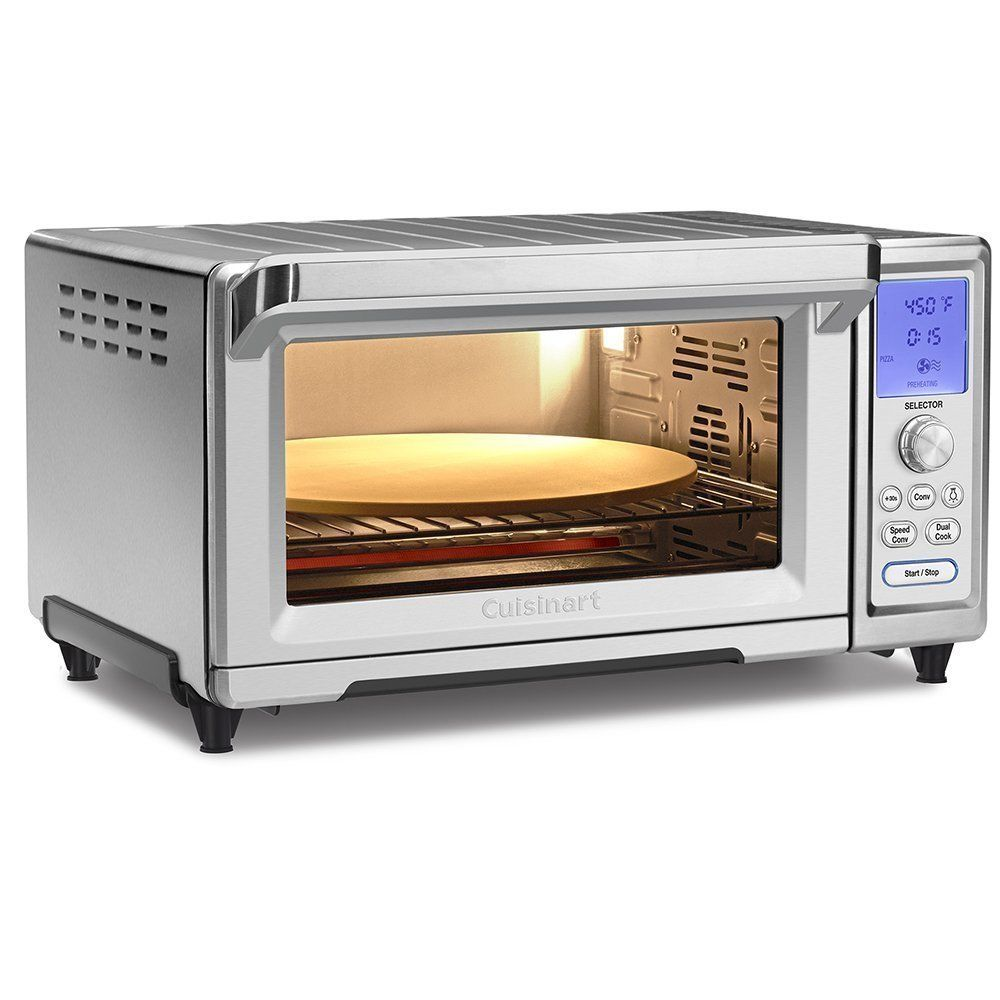 cuisinart tob 260n chef s convection toaster oven stainless steel rh pinterest com