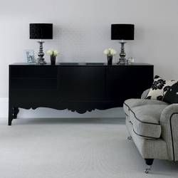 Ikea Trollsta Tavolino.Chic Ikea For The Home Sideboard Black Sideboard Room
