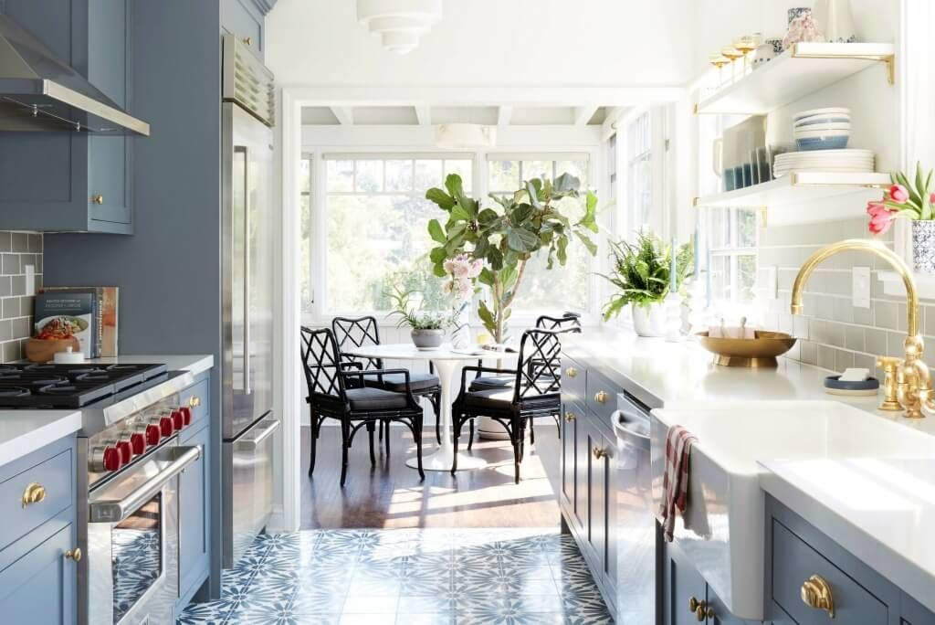 10 Galley Kitchen Ideas 2020 Beauty In Limited Space Galley