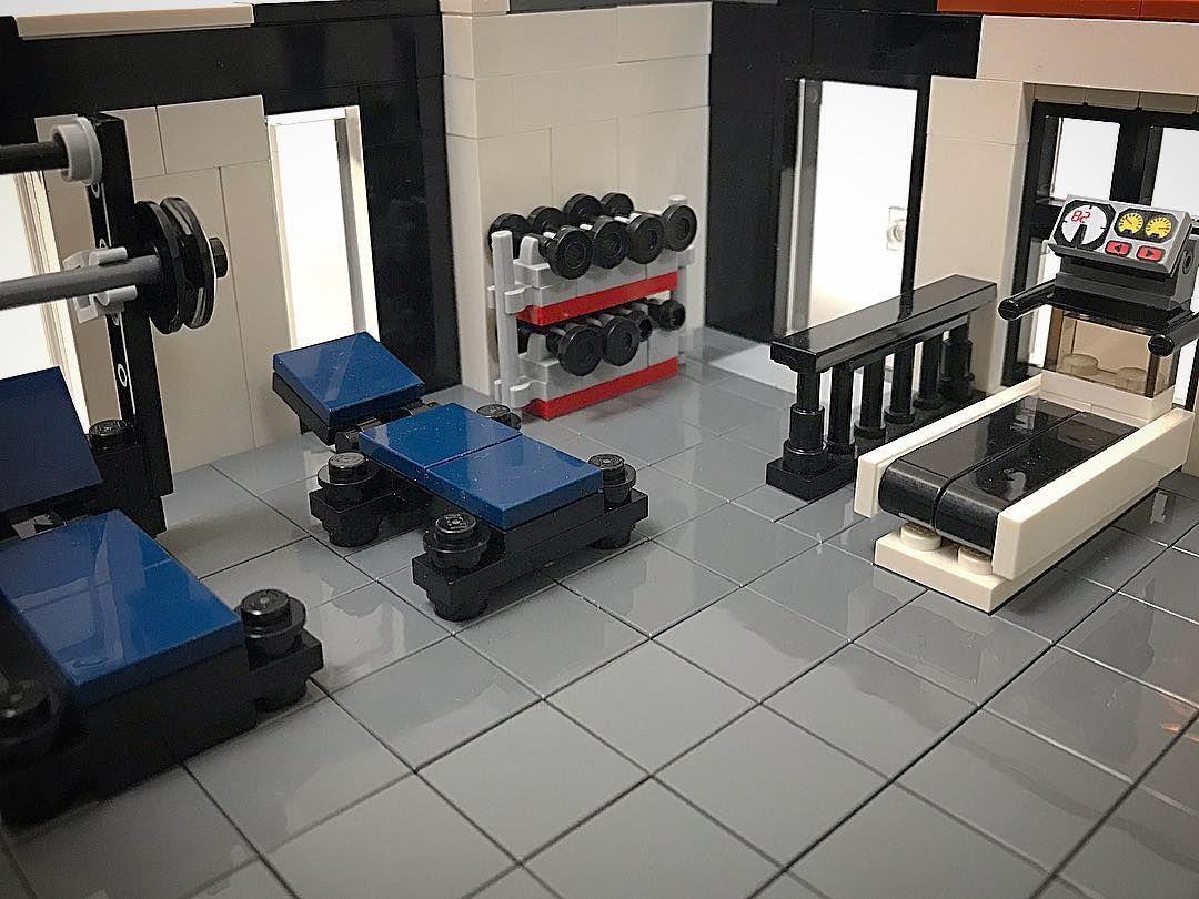 Jan Magno On Instagram Lego Wasabidistrict Wip Gym
