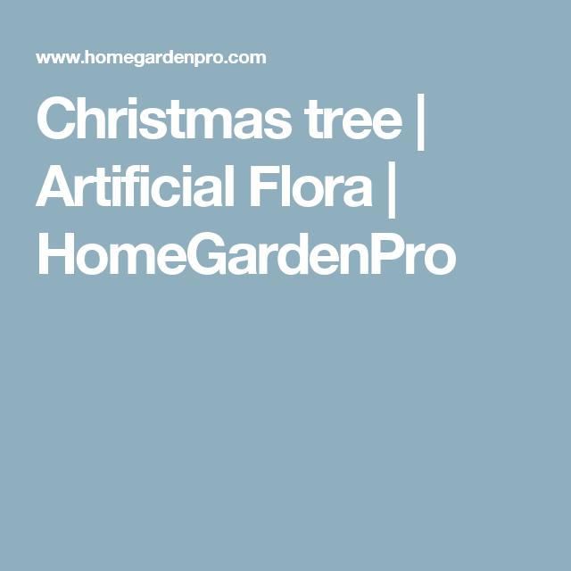 Christmas tree   Artificial Flora   HomeGardenPro