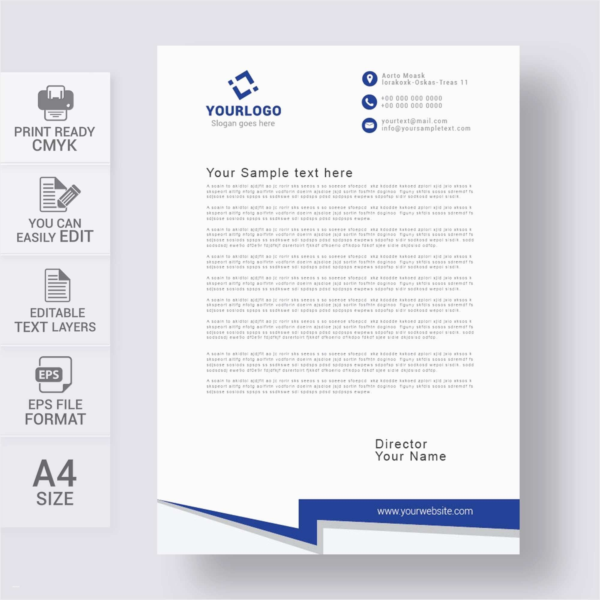 Download Best Of Letterhead Samples For Advocates Lettersample Letterformat Resu Company Letterhead Template Letterhead Template Company Letterhead Examples