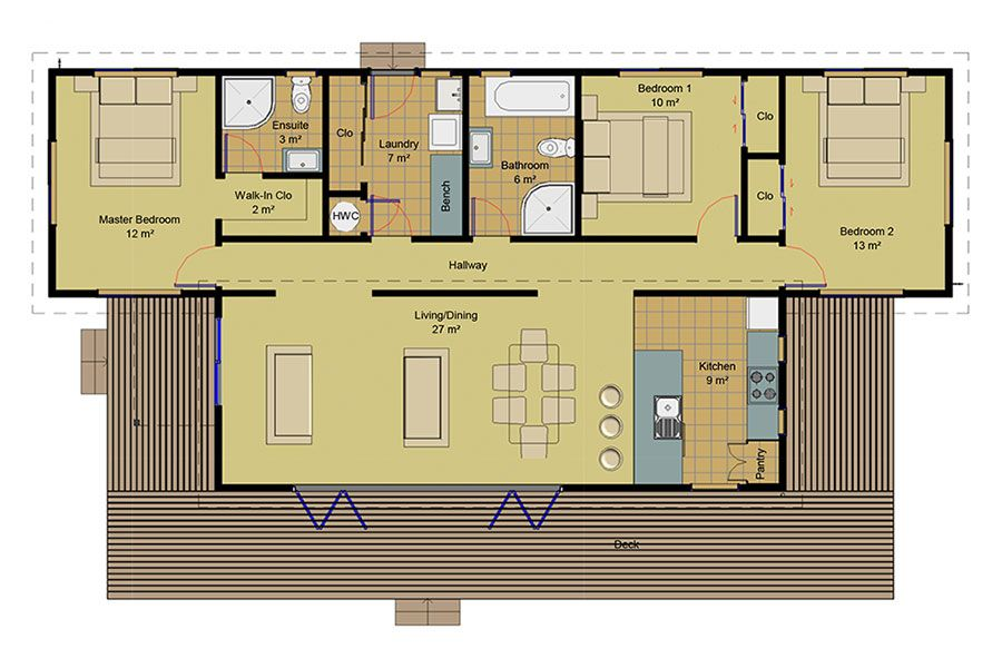 Taieri Floorplan 900px Jpg 900 600 House Roof Roof Architecture Modern Roofing