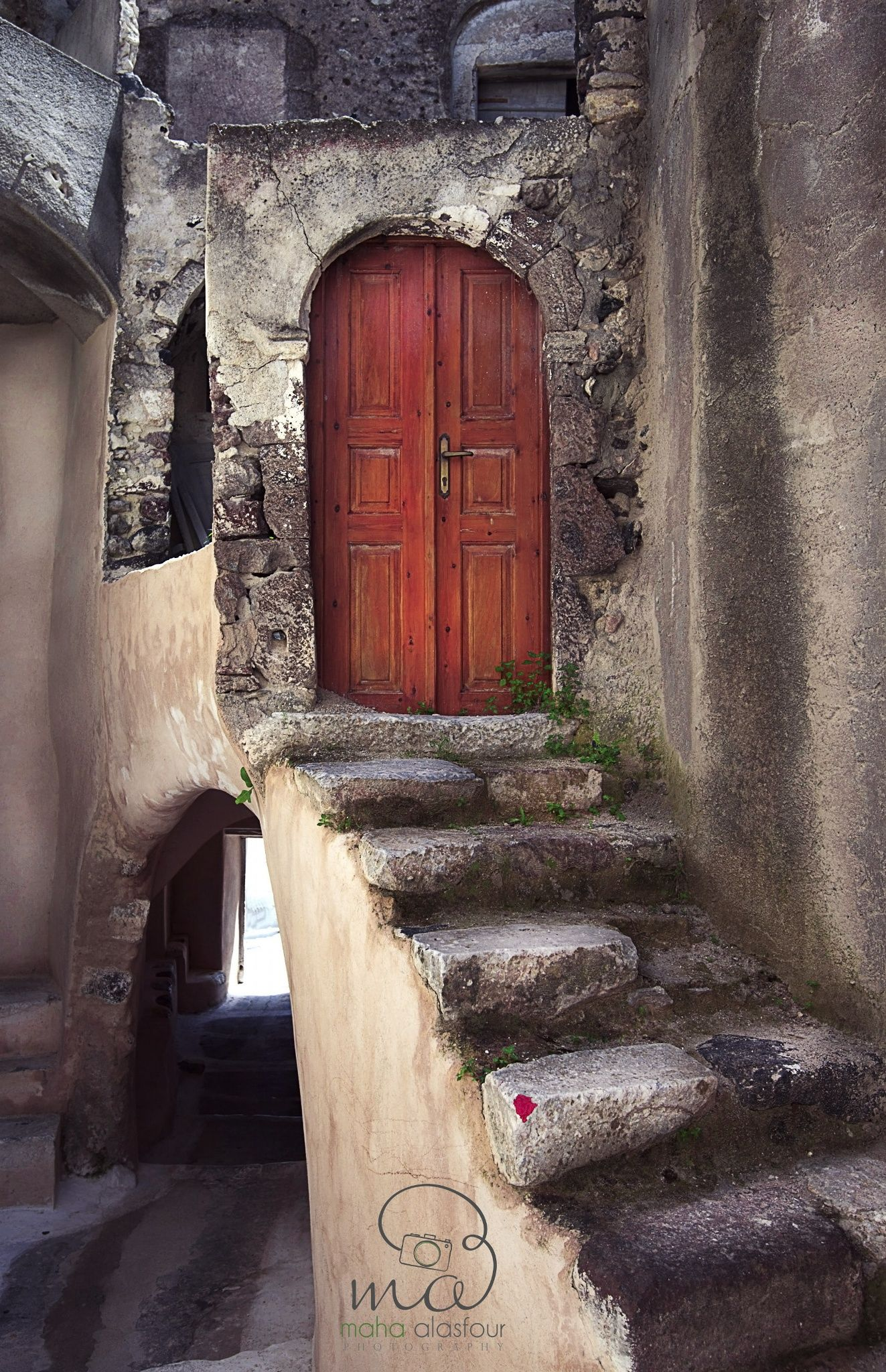 Old Door Emporio Santorini Unique Doors Old Doors Doors