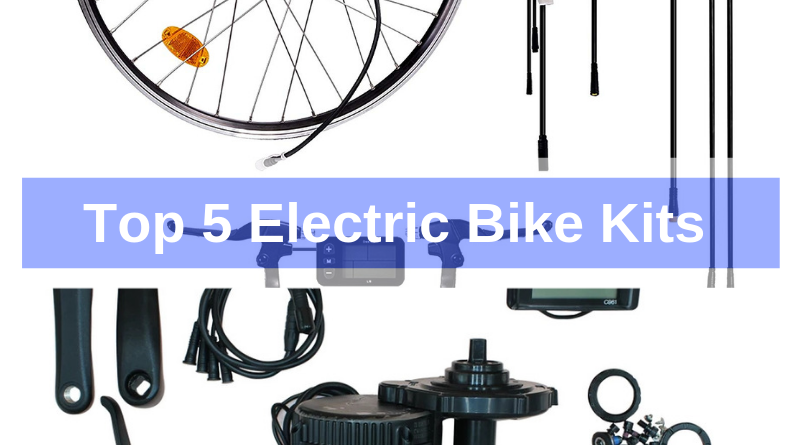 Top 5 Electric Bike Kits My Review Includes The Tongsheng And