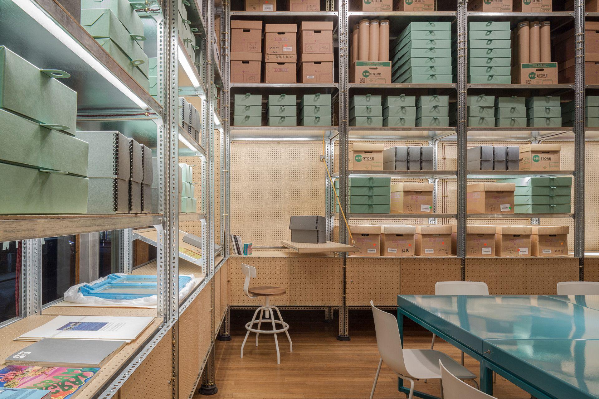 Design Studio Materials Library