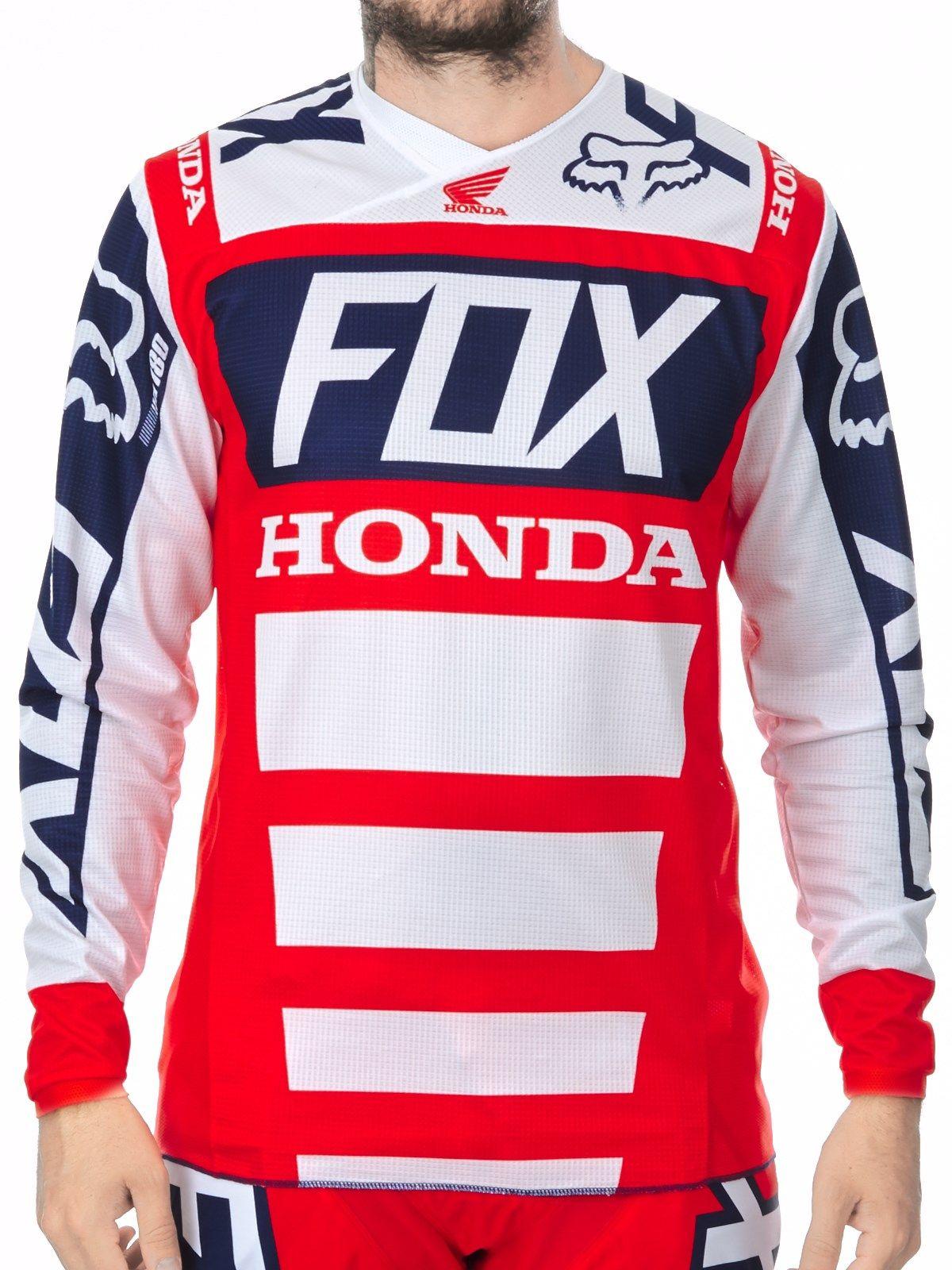 Fox Honda MX Race Team Jersey  daae31ec4f9