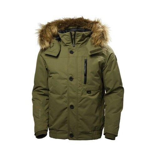 Helly Hansen Bardu Bomber Jacket in 2019 | Mens parka jacket