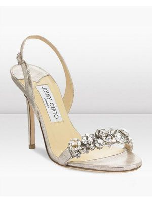 Jimmy Choo ~ Just Wish They Were About An Inch Shorter And A Bit Wider, For  Me