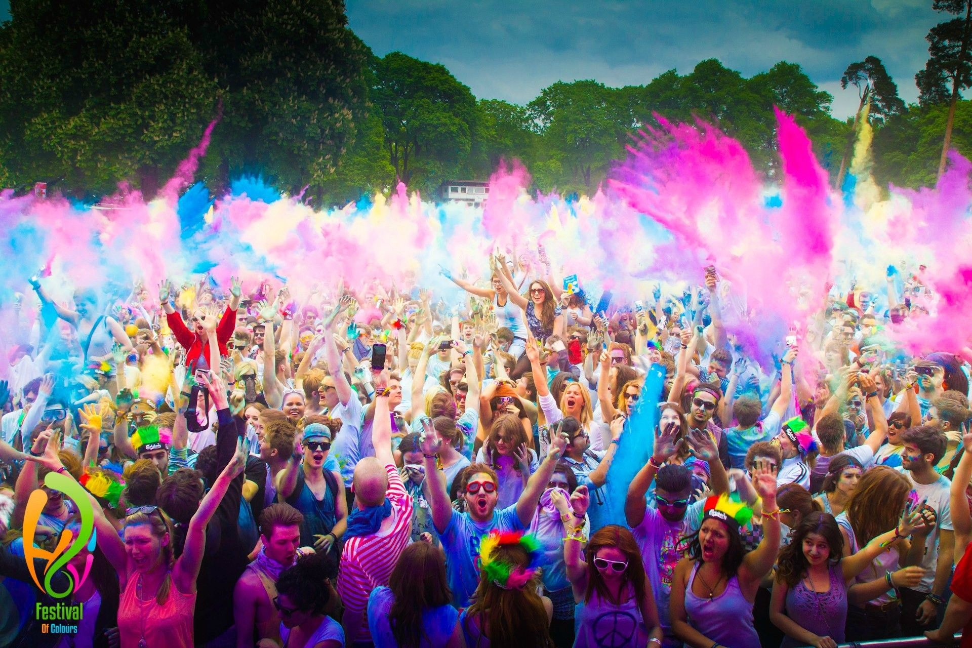 Holi Wallpapers   Free Download HD Indian Colorful ...
