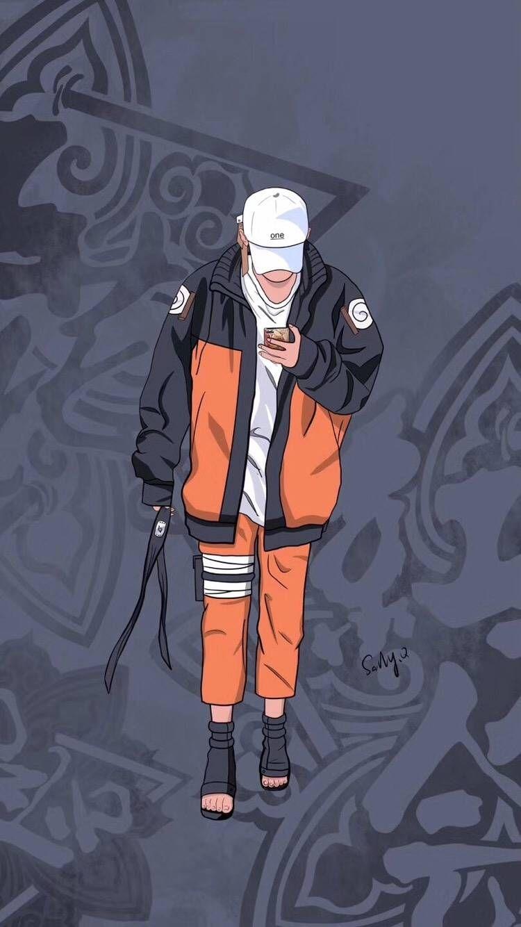 Pin Oleh Maria Hiyori Di Naruto Orang Animasi Ilustrasi
