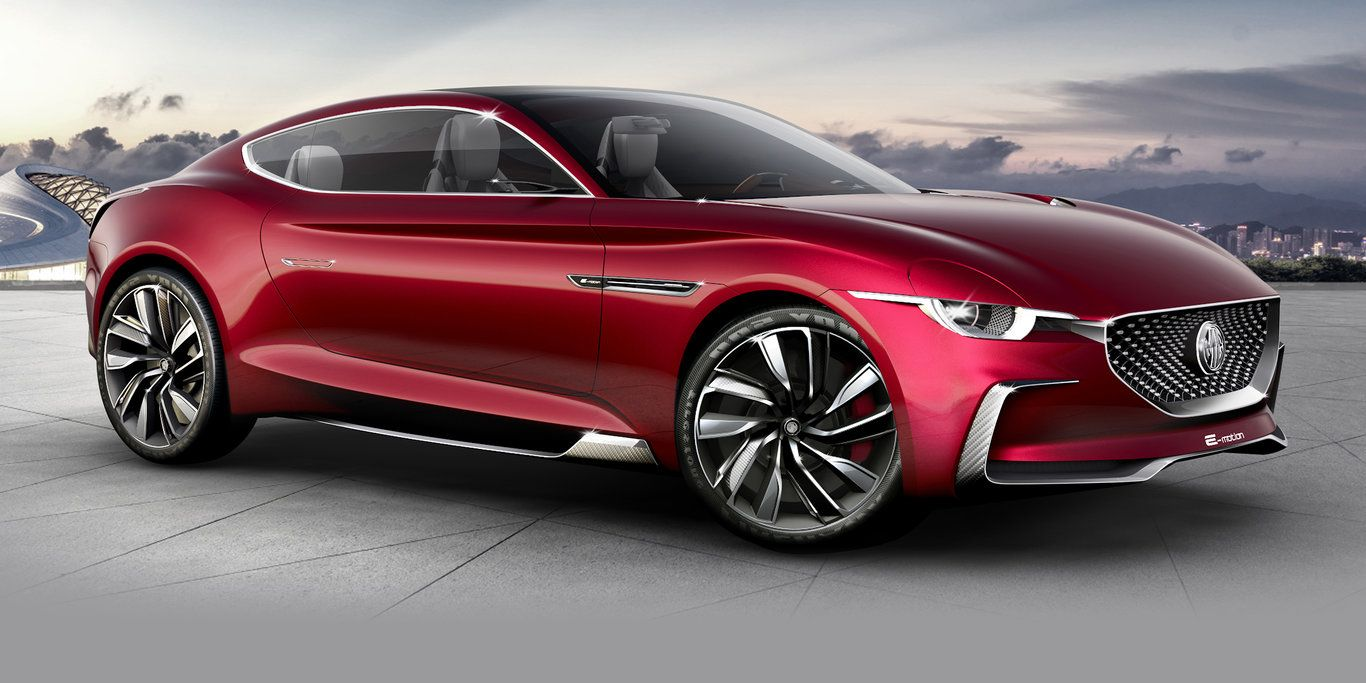 Mg Says E Motion Concept Will Reach Production In 2020 Concept
