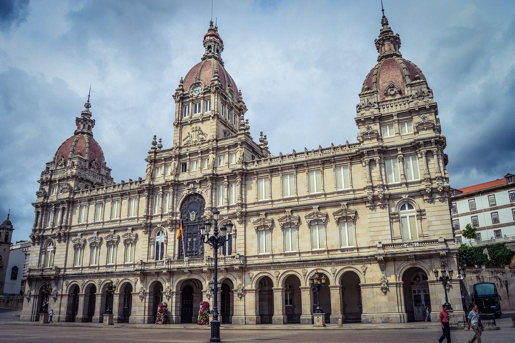 Ayuntamiento de A Coruña (A Coruña - Spain)