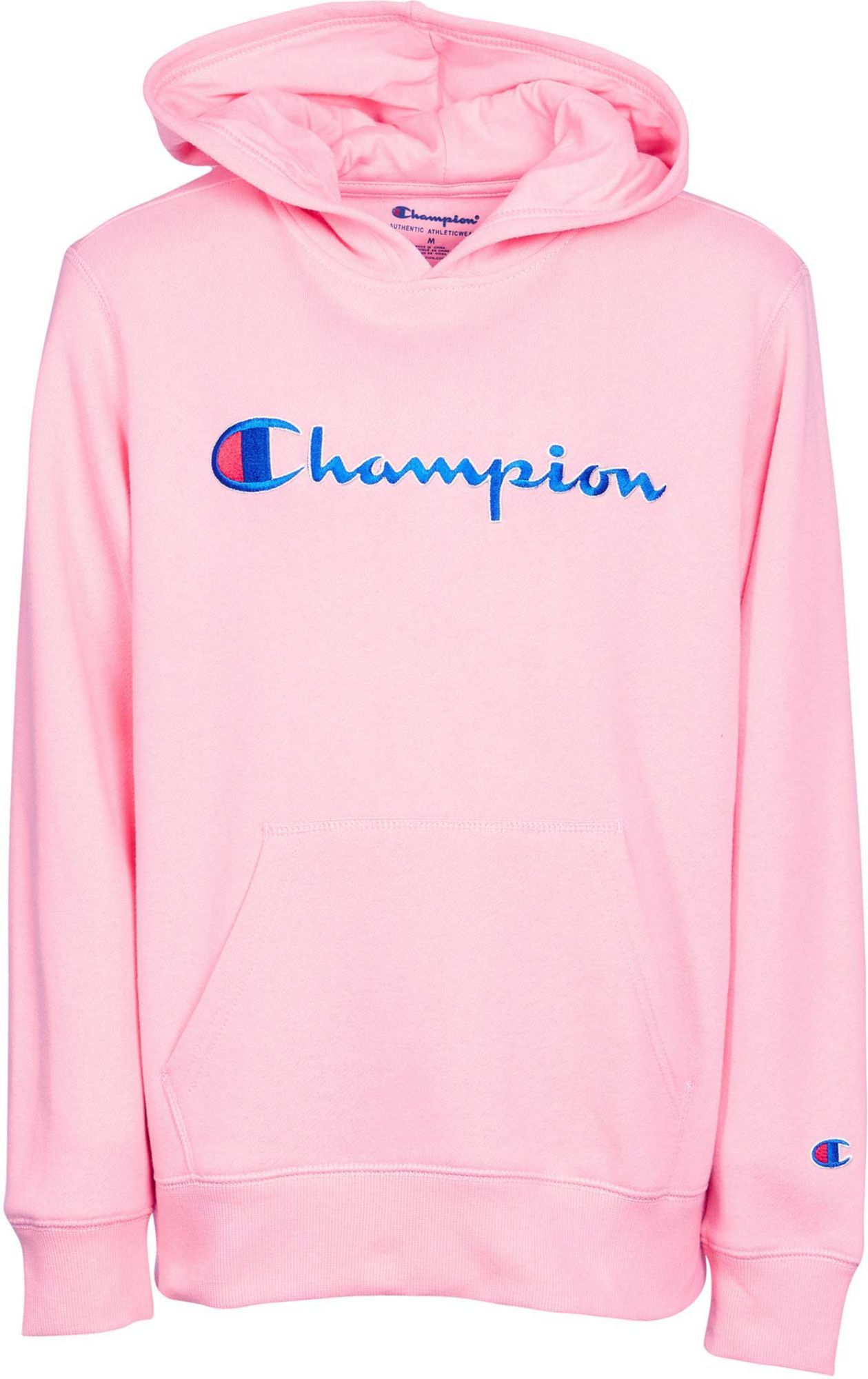 1707719e643 Champion Girls' Script Hoodie in 2019 | Products | Champion hooded ...