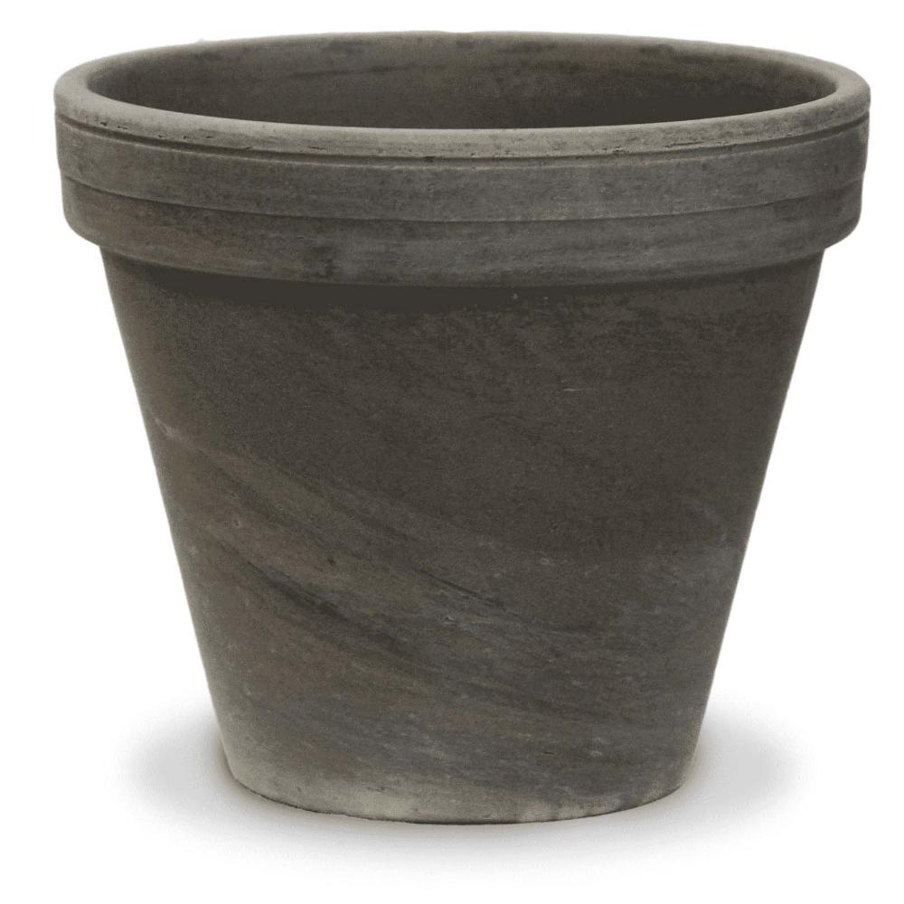 "Border Concepts German Standard 7.75"" Pot Clay flower"