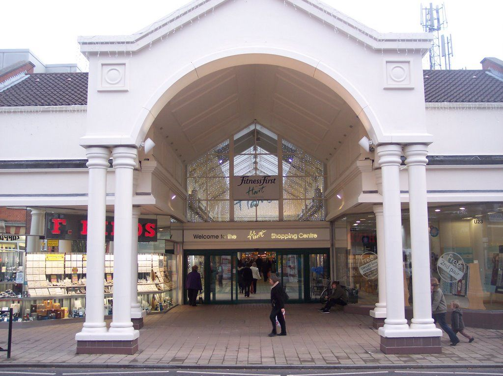 The Side Entrance Hart Shopping Centre