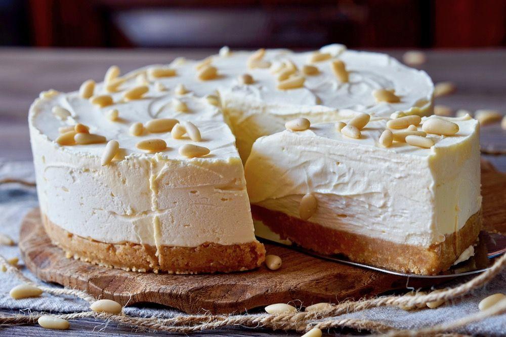 Photo of Torta della Nonna Senza Cottura – 180°C di Dolcezza