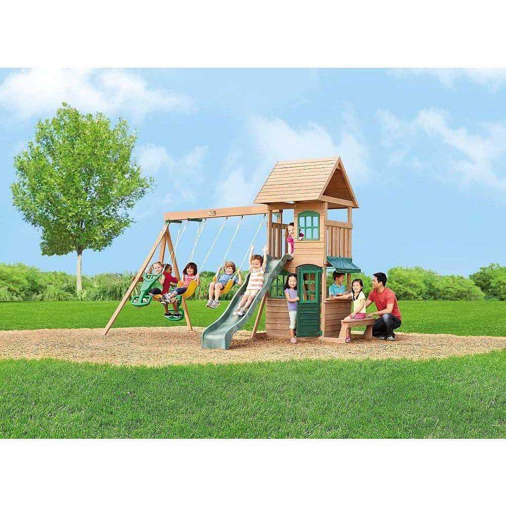 Toysrus   Backyard toys, Backyard playset, Big backyard