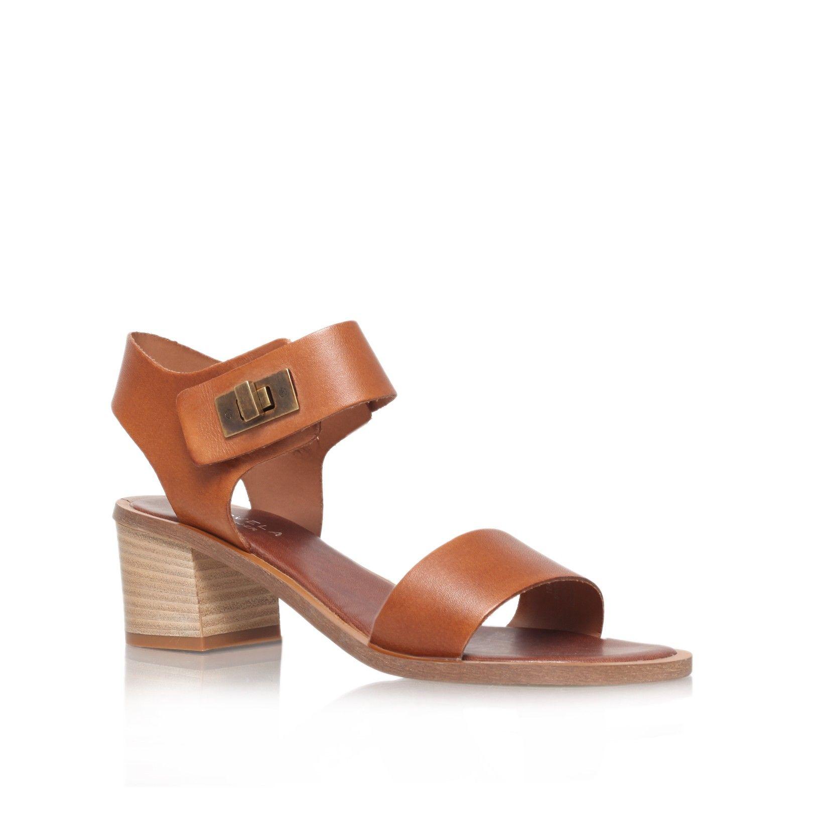 Black sandals debenhams - Kiss Tan Accessory By Carvela Kurt Geiger Women Shoes Sandals