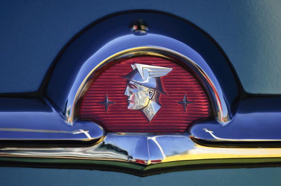 1953 Mercury Monterey Emblem Ornaments Pinterest Cars Ford