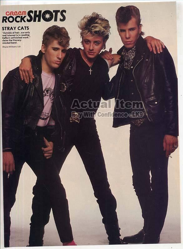 brian setzer and the band stray cats band brian setzer in 2019 stray cat strut cats post punk. Black Bedroom Furniture Sets. Home Design Ideas