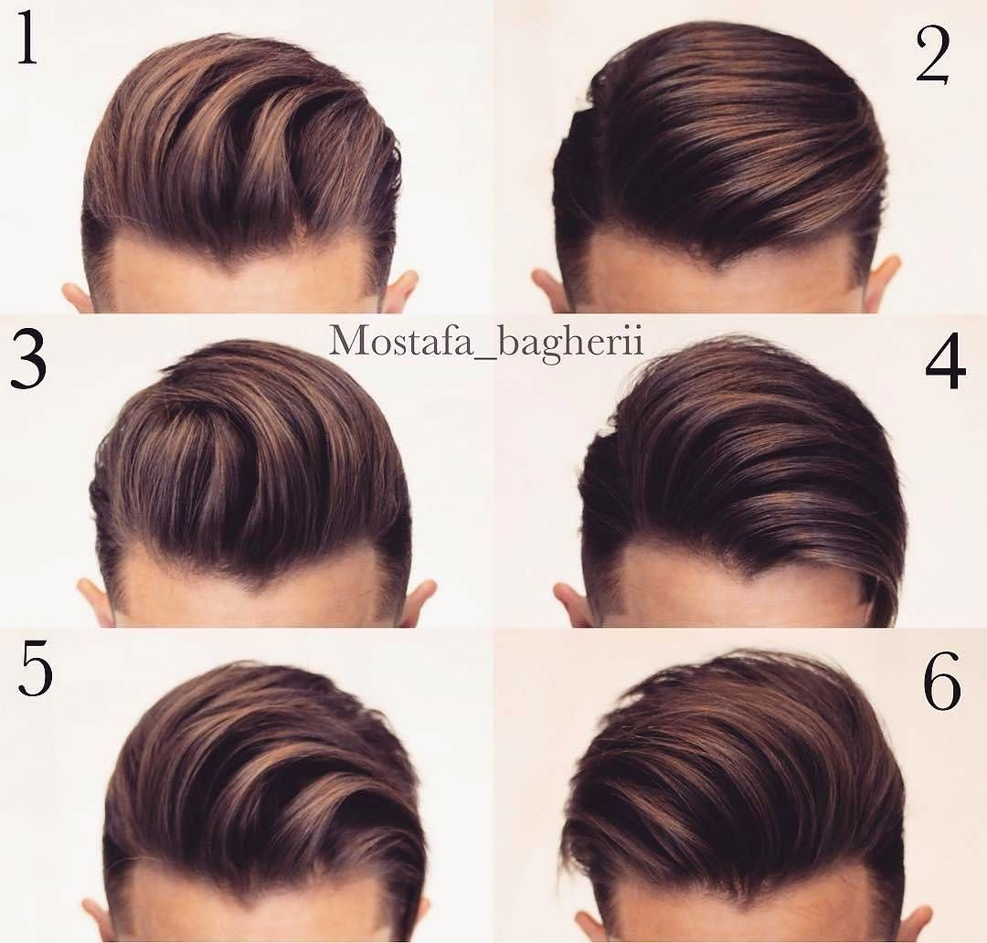 Pomade Hairstyle Gallery Pomade Hairstyle Men Mens Hairstyles Boy Hairstyles