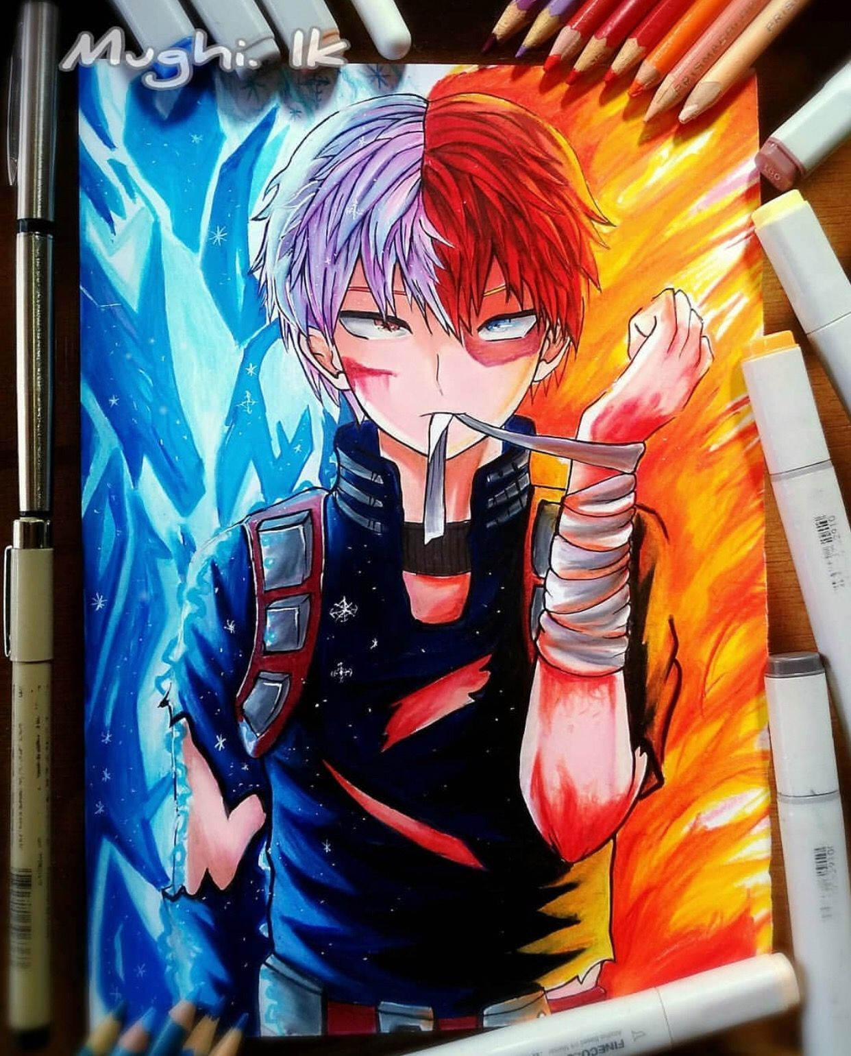 best markers for manga artists