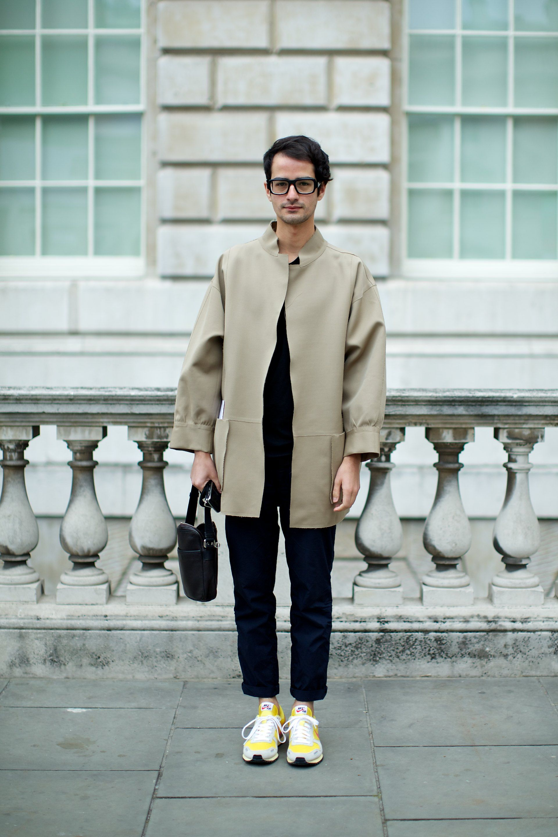 Street Style at London Fashion Week. Marcus Dawes for The LFW Daily. (www.marcusdawes.com)
