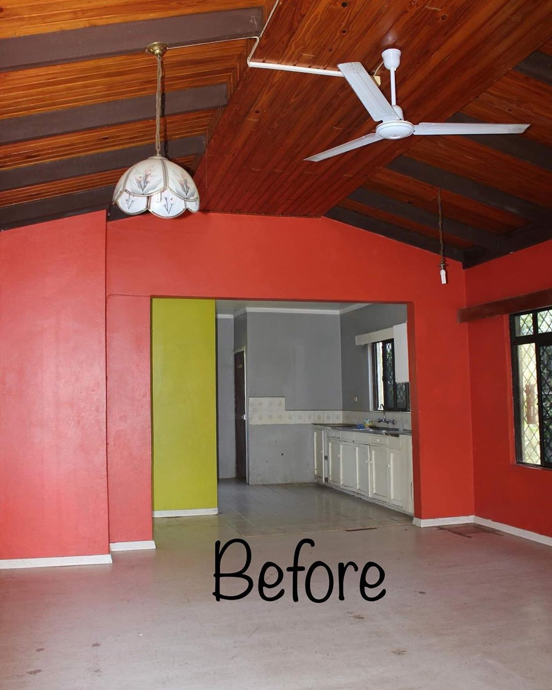 Before and After Tag a friend who has to see this! #renovation #interiordesign #remodel #design #construction #realestate #home #architecture #kitchen #remodeling #homedecor #contractor #realtor #homeimprovement #house #bathroom #hgtv #kitchendesign #designer #luxury #decor #tile #carpentry #kitchenremodel #diy #interior #homerenovation #interiors #modern #fixerupper