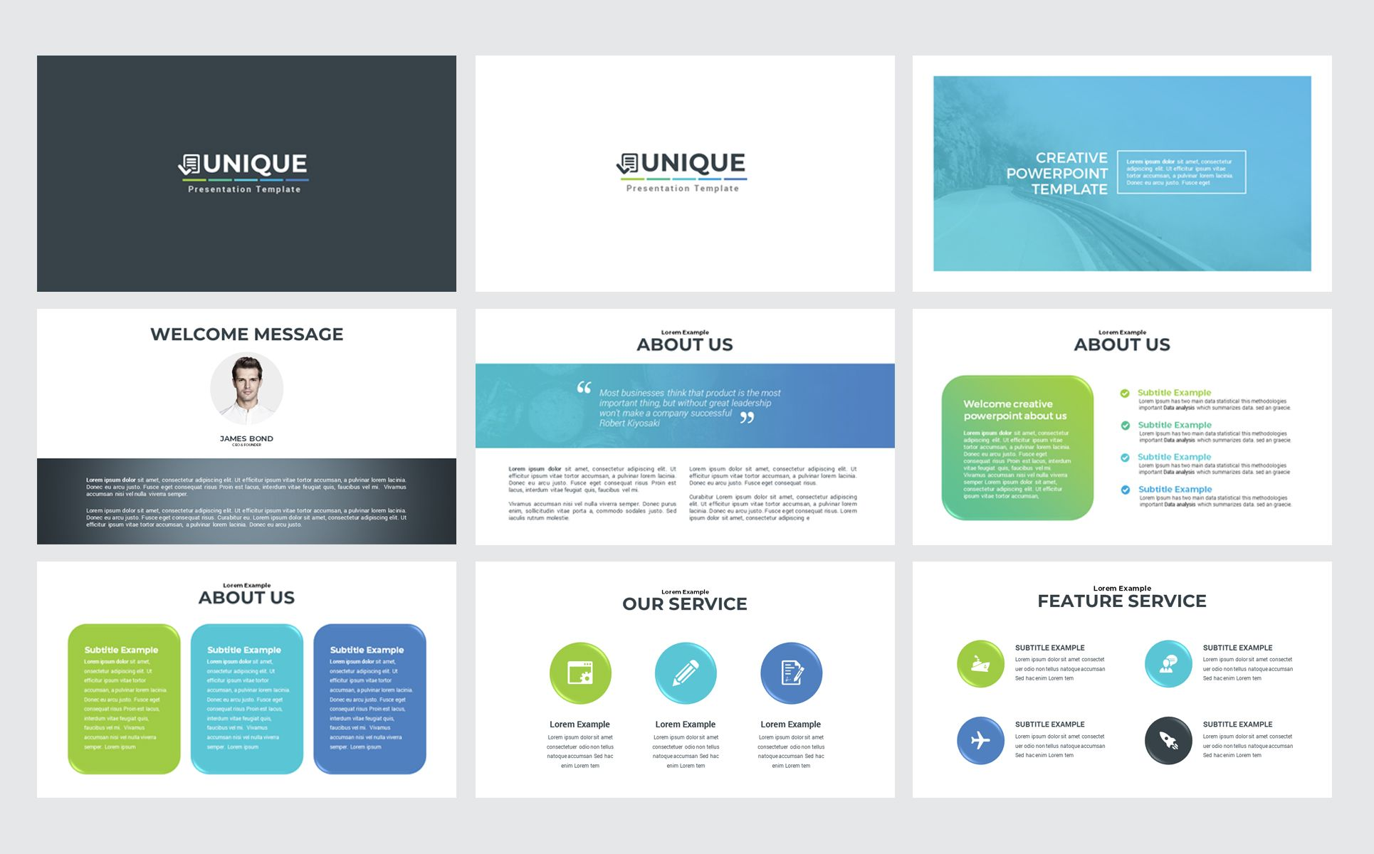 Clean Simple Powerpoint Template 74618 Simple Powerpoint Templates Powerpoint Templates Brochure Design Template