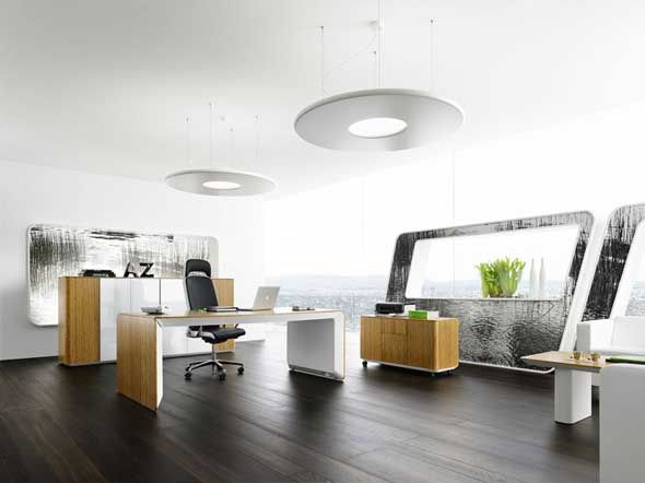 Modern Wood Office Furniture modern female executive office design and style female executive office furniture 6 Mistakes To Avoid When Choosing Wood Flooring For Office Woodflooring Flooring Office